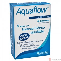Aquaflow® · 60 comprimidos · Health Aid