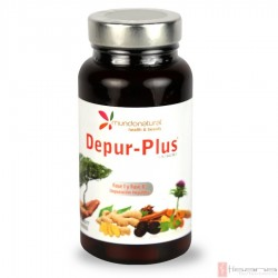 Depur-Plus · Mundo Natural · 60 Capsulas