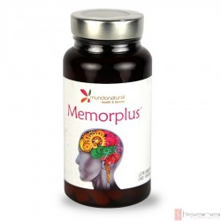 Memorplus · Mundo Natural · 60 Capsulas