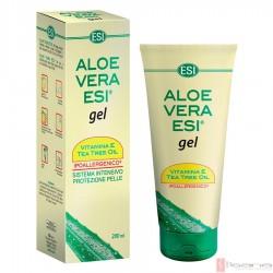 Aloe Vera Gel con Árbol del Té · ESI · 200 ml