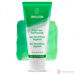 Gel Dentífrico Vegetal · Weleda · 75 ml