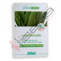 Aloe Vera Concentrado · Santiveri · 40 Capsulas