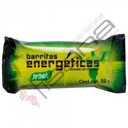 Barritas Energéticas · Santiveri · 50 Gramos