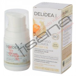 Delidea Crema Facial Color Piel Sensible · Santiveri · 50 ml