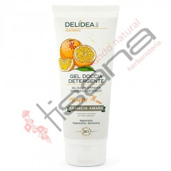 Delidea Happy Gel Baño Naranja · Santiveri · 200 ml