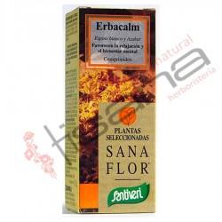 Erbacalm Sanaflor · Santiveri · 70 Comprimidos