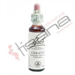 Bach Cerato Ceratostigma · Santiveri · 10 ml