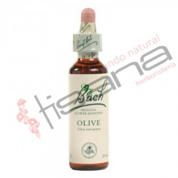 Bach Olive Olivo · Santiveri · 10 ml