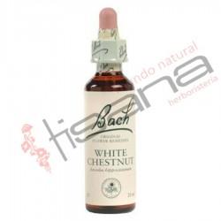 Bach White Chestnut Castaño Blanco · Santiveri · 10 ml
