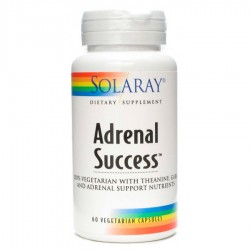 Adrenal Success · Solaray · 60 Capsulas