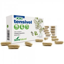 21-C Tensivel 690 mg · Soria Natural · 30 Capsulas