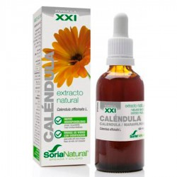 Calendula Extracto XXI · Soria Natural · 50 ml