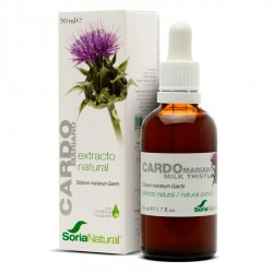 Cardo Mariano Extracto · Soria Natural · 50 ml