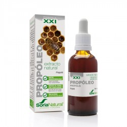 Propoleo Extracto XXI · Soria Natural · 50 ml