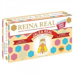 Reina Real Junior · Robis · 20 Ampollas