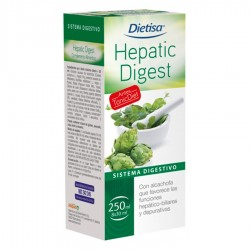 Hepatic Digest · Dietisa · 250 ml