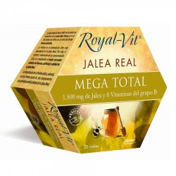 Jalea Real Mega Total Royal Vit · Dietisa · 20 Viales