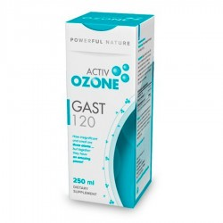 Activ Ozone Gast 120 · Keybiological · 250 ml