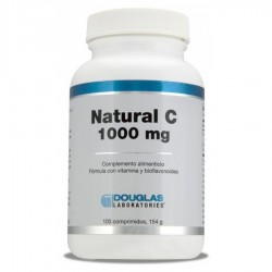 Natural C 1000 mg · Douglas Laboratories · 100 Comprimidos