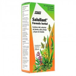 Salullant Jarabe Formula Herbal · Salus · 250 ml