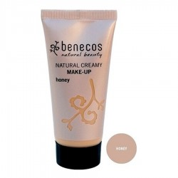 Maquillaje en Crema Honey · Benecos · 30 ml