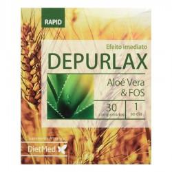Depurlax Rapid · Dietmed · 30 Comprimidos