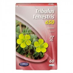 Tribulus Terrestris 650 mg · Orthonat · 60 Capsulas