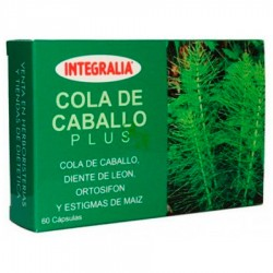 Cola de Caballo Plus · Integralia · 60 Capsulas