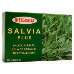Salvia Plus · Integralia · 60 Capsulas