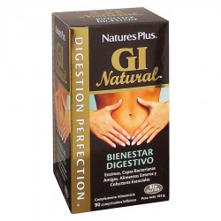 GI Natural · Nature's Plus · 90 Comprimidos