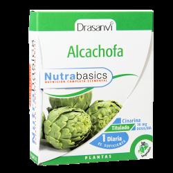 Alcachofa Nutrabasics · Drasanvi · 30 Capsulas