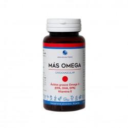 Más Omega® (Punto Rojo) · Mahen · 90 perlas