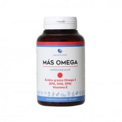 Mas Omega® (Punto Rojo) · Mahen · 180 perlas