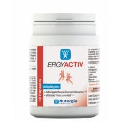ERGYACTIV 30 cápsulas / BOTE 30 cápsulas