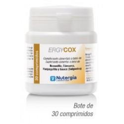 ERGYCOX - NUTERGIA - 30 COMPRIMIDOS