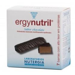 Barras chocolate - Nutergia