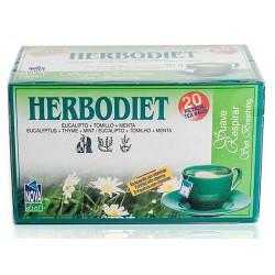 Herbodiet Suave Respirar · noVadiet · 20 filtros