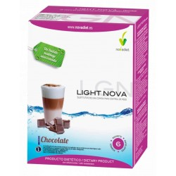 Light Nova Batido Chocolate · noVadiet · 6 sobres