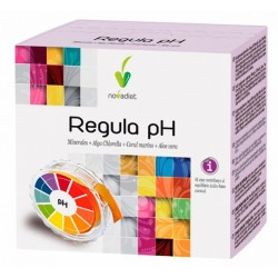 Regula pH · noVadiet · 30 sticks