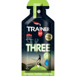 Trainer Three Gel · noVadiet · Sobre 40 gramos