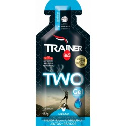 Trainer Two Gel · noVadiet · Sobre 40 gramos