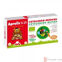 Aprolis Kids Vitalidad-Defensa · Dietéticos Intersa · 10 ampollas