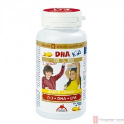 DHA Kids · Dietéticos Intersa · 90 perlas