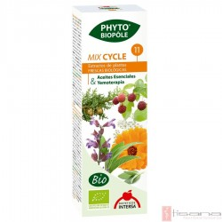 Phyto-Biopole Mix Cycle 11 · Dietéticos Intersa · 50 ml