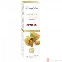 Aceite Vegetal Virgen Almendra · Esential Aroms · 100 ml
