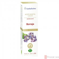 Aceite Vegetal Virgen Borraja (Bio) · Esential Aroms · 100 ml