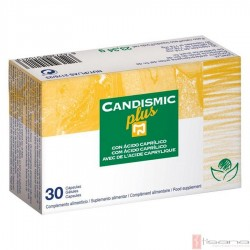 Candismic Plus · Bioserum · 30 capsulas