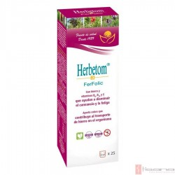 Herbetom 3 FerFolic · Bioserum · 250 ml